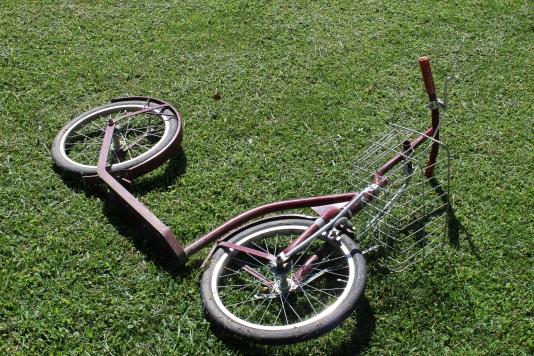 Amish Bicycle