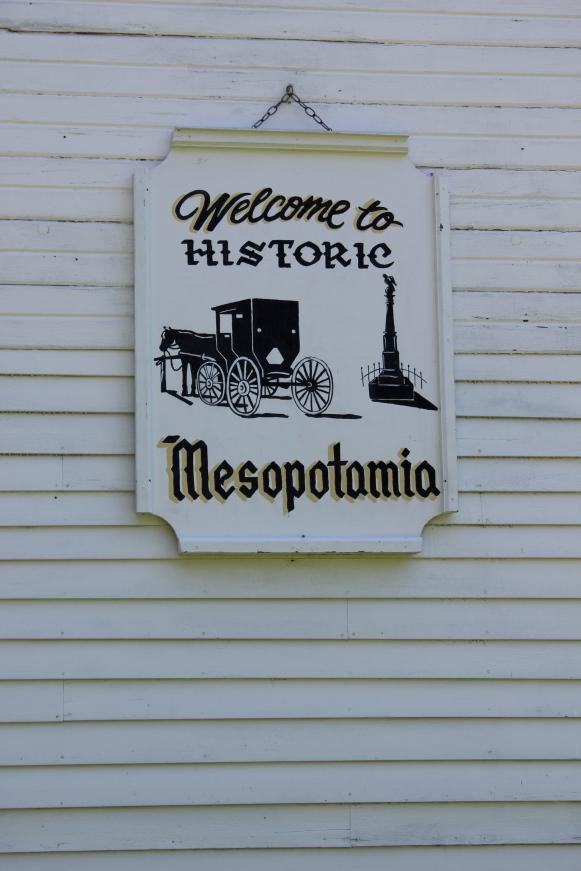 Mesopotamia, Ohio