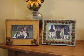 Acorn Picture Frames