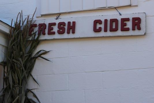 Fresh Cider