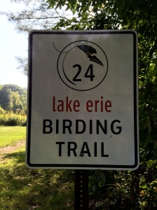 Lake Erie Birding Trail - Site 24