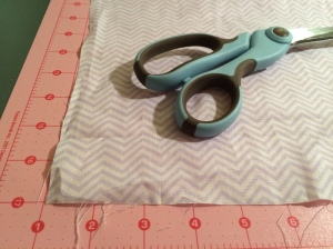 Cut Front Fabric