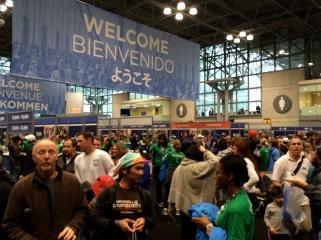 NYC Marathon Exp