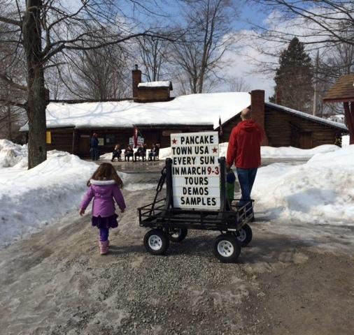Burton Log Cabin